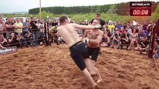 ТАТАР против Дворовых Бойцов ММА