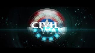 Captain America : Civil War Epic Trailer