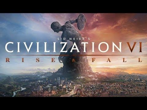 CIVILIZATION VI SALADIN #2 Victoire scientifique ou religieuse ? - Rise and Fall