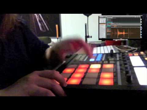 Beat making : MaryJane Rick James Remix