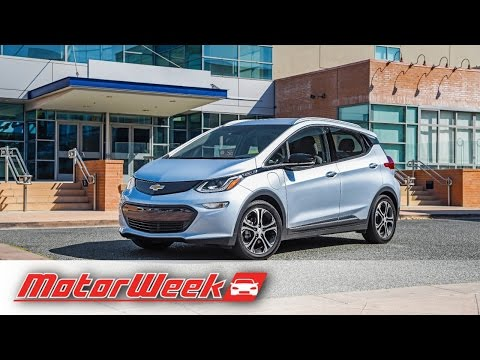 Quick Spin: 2017 Chevrolet Bolt - Beating Telsa to the Punch?