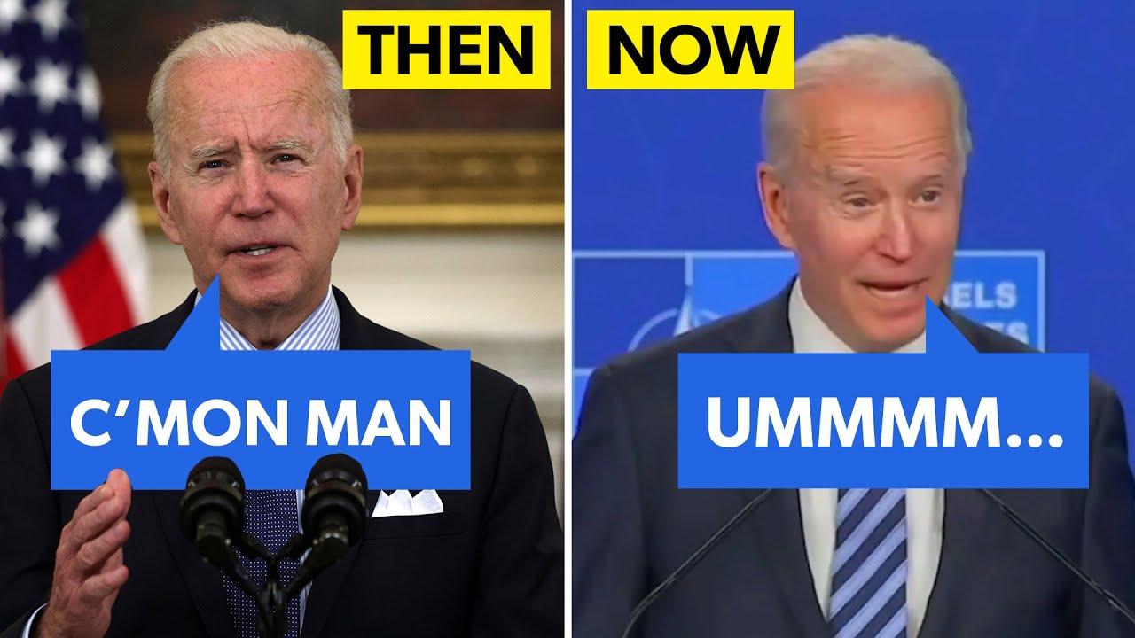 WATCH: Biden's Obvious Mental Decline On FULL Display