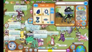 Animal Jam Trading Proofs (Beta Tail, Black Long, and More! XD)