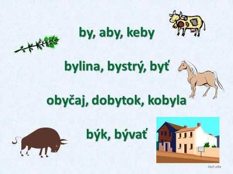 8a6515dba Vybrané slová po B, M, P, R, S, V, Z, L ~ Gramatika   Zones.sk