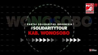 #SolidarityTour JAWA TENGAH - Kab. Wonosobo