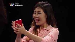 8 IELTS | S01E11 | ENVIRONMENT | HOÀNG MINH HỒNG & AN JAPAN