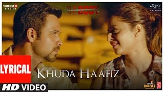 Khuda Haafiz The Body Arijit Singh Mp3 Song Download