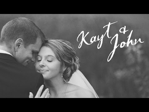 Kayt + John Wedding Feature Film - Virtues Golf Club - Nashport, Ohio