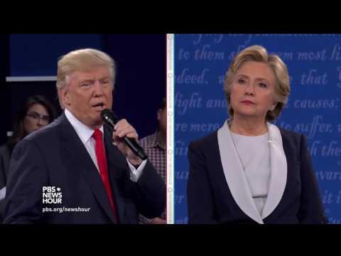 Trump criticizes Clinton for not self-funding campaign