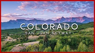 The Most Scenic Route In Colorado