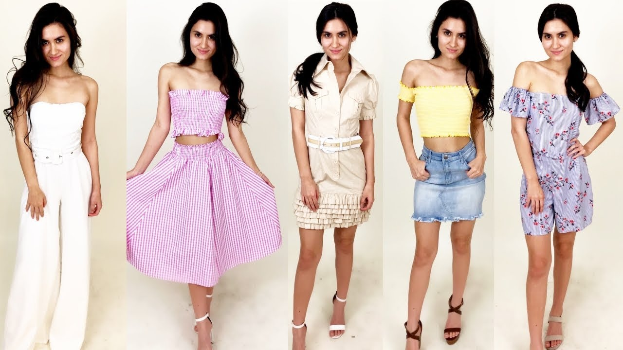 [VIDEO] - Spring Outfit Ideas 2019 8