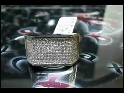 www.TraxNYC.com Diamond Jewelry and Watches Invisible Ring