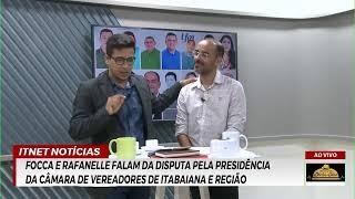 NOITE DE TERROR no Rio das Pedras | Focca e Rafanelle falam da disputa pela presidência da câmara