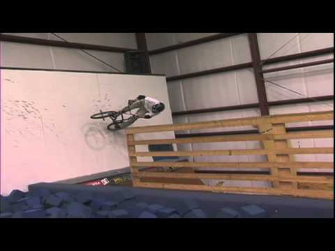 Dave Mirra Secret Warehouse Session -ORIGINAL