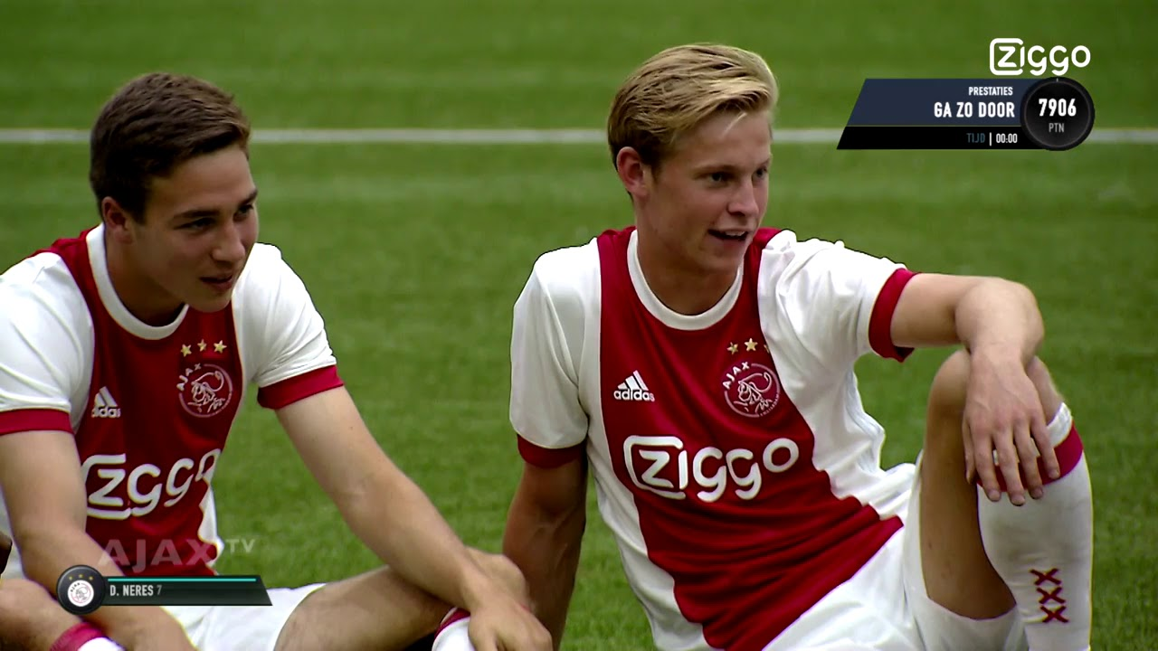FIFA 17: Skill Games #2 – David Neres