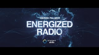 Energized Radio 127 with Derek Palmer [October 21 2021]