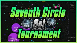 Agar.io - Official Agarhub Tournament - Seventh Circle Highlights // 7c.agarhub.club