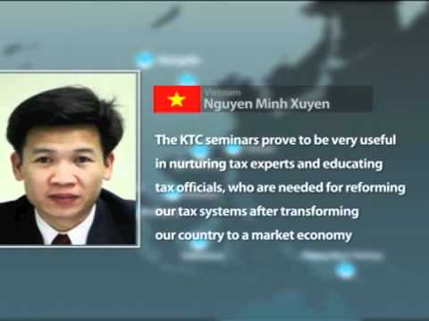 OECD Korea Tax Centre PR Video