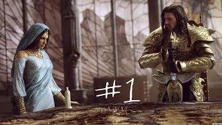 Might & Magic Heroes VII: Academy Campaign Part 1 (Fahada and Khalida - Map 1)