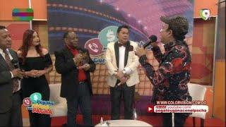 Por sus aportes a la comunicación Pachá reconoce a Eduardo Santana como Estrella Por siempre