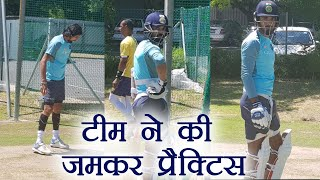 India vs South Africa 2nd Test: Team India gears up practice ahead of 2nd Test match| वनइंडिया हिंदी