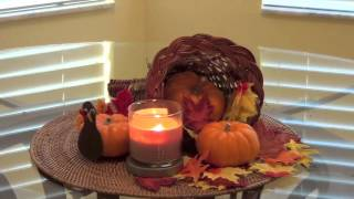 Thanksgiving Decor 2014 Thumbnail