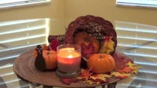 Thanksgiving Decor 2014 Thumbnail