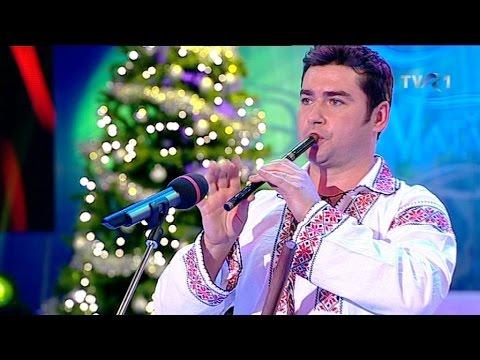 Teodor Ilincăi în ediţia specială de Crăciun O dată-n viaţă (@TVR1)