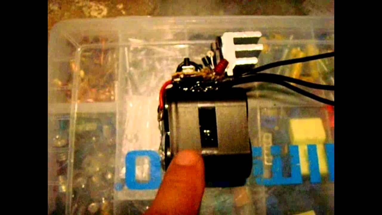 V Lead Acid Battery Overdischarge Cutoff Circuit YouTube - 12v low voltage protection relay