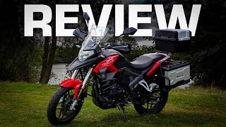 Sinnis Terrain Road Test and Review! The Best 125cc Adventure Bike!?