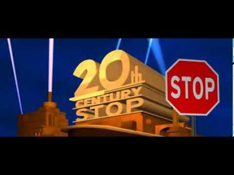 20th Century STOP Instead Of FOX (Blender)
