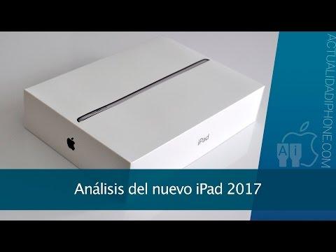 Análisis del nuevo iPad 2017: potencia y precio nunca estuvieron tan equilibrados