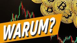 Warum steigt Bitcoin nicht?