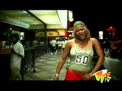 Lady Saw - Dreaming of You [Official Music Video 2004] Steps Riddim