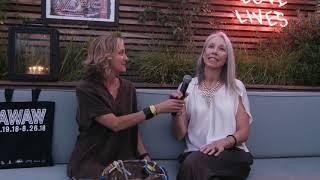 Ginna Christensen In Conversation With Artist Alexandra Grant