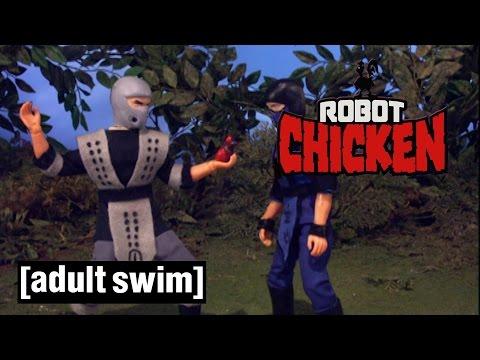 Mortal Kombat Compilation | Robot Chicken | Adult Swim
