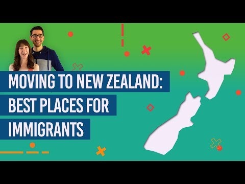 Moving to New Zealand: Where to Live in New Zealand