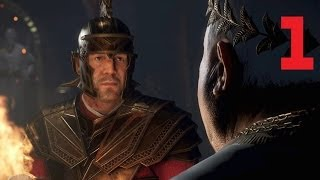 [Part 1] 1080p Ryse Son of Rome Gameplay Walkthrough/Let's Play/Playthrough (Xbox One Exclusive)