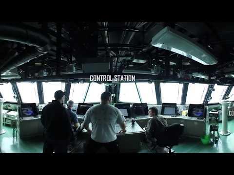 Virtual Tour: Littoral Combat Ship 9