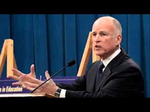 California Gov. Jerry Brown on Higher Education Costs in the Context of the 2013-14 State Budget