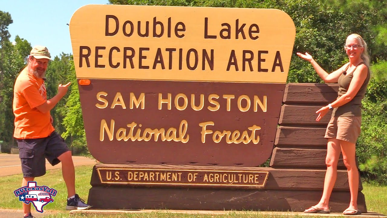 Double Lake Recreation Area | RV Camping in Texas