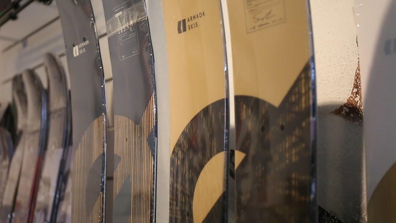 Nouveautés Skis Armada 2022