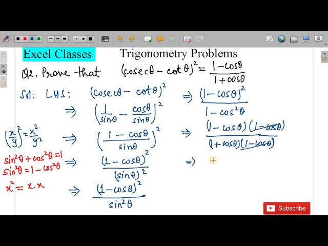 Trigonometry Problems (1)   Hindi