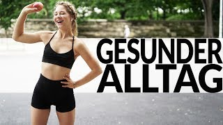 Gesund Leben + Ziele erreichen I Sport, Essen, Selbstliebe, Motivation