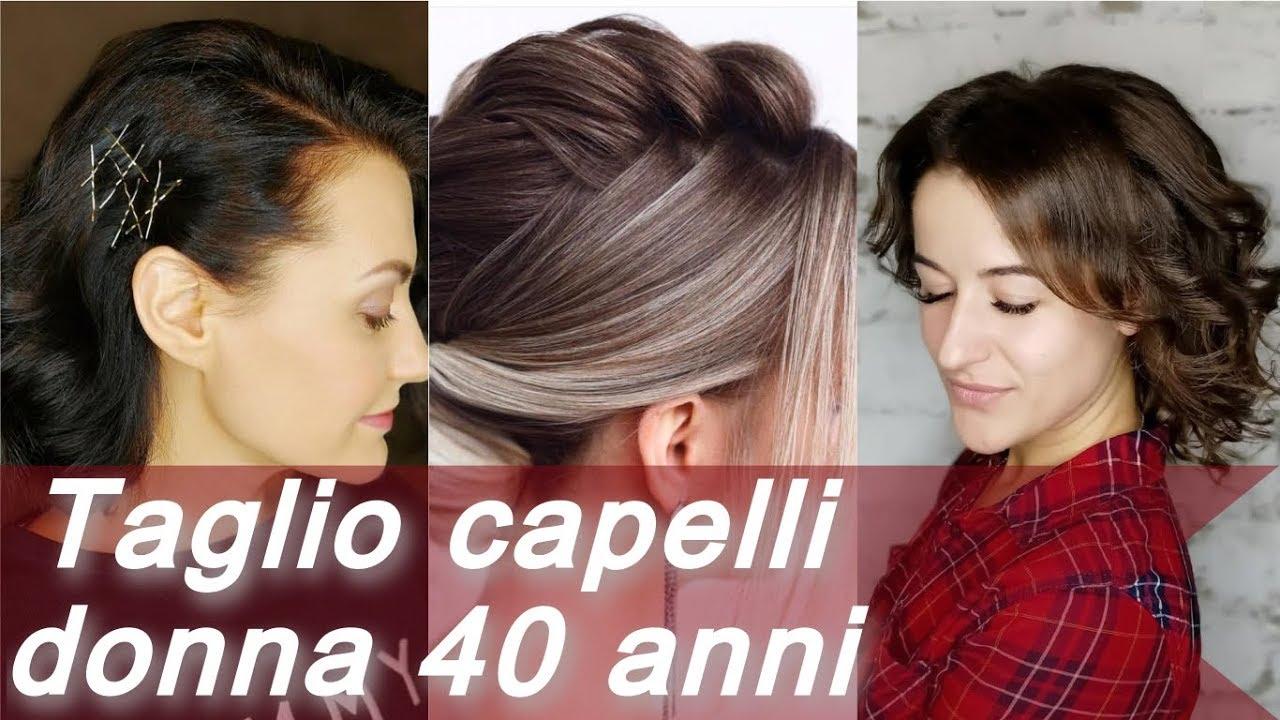 Taglio 💋 capelli donna 40 anni - nuove tendenze capelli ...