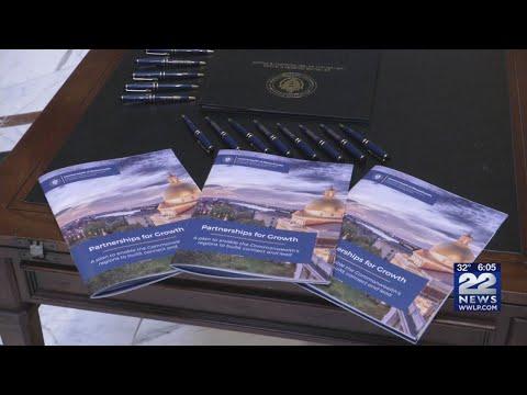 Gov. Baker signs new economic development bill aimed at improving local communities