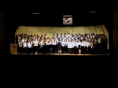 2018 Wayne All County Jr High School Chorus Festival