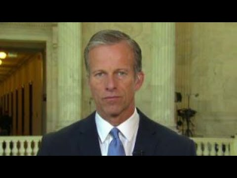 Senators urged to reach health care deal by Friday: Sen. John Thune