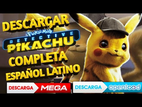 Descargar Torrent Pokemon Detective Pikachu Gratis