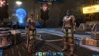 SWTOR Knights of The Eternal Throne 5.0 - Level 65 token creation